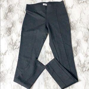 Cache Ponte Leggings Gray Size XS